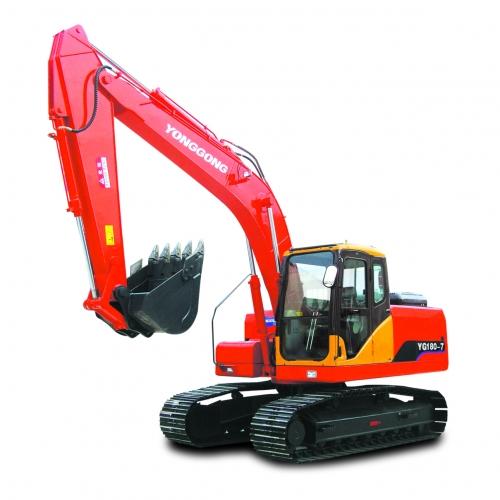 挖掘机具有一些怎样的正确使用技巧