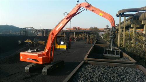 南京沿杨运输队卸煤机