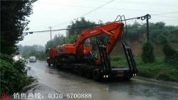 【祝贺】YGSZ320双动力抓钢机顺利抵达山东济南!