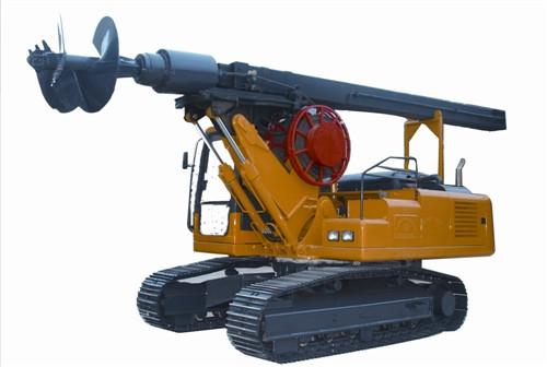 YGX180履带式旋挖钻