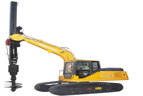 YGX150履带式旋挖钻