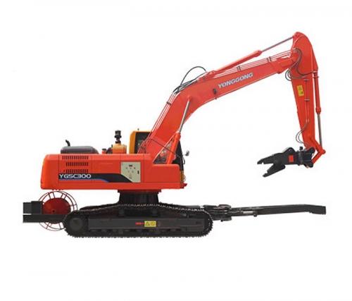 YGSC300汽车拆解机