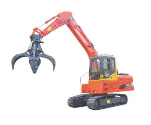 如何提升挖掘机抓钢机应用效率