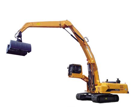 抓钢机如何保养更换易损件